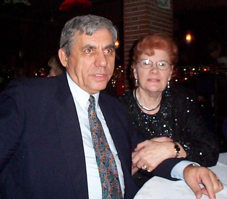Kereszt szüleim - Newyears eve 2003